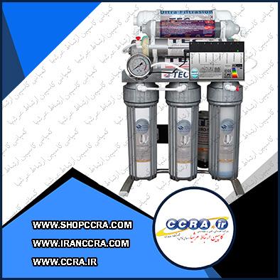 دستگاه تصفیه آب خانگی تک tec مدل AFT9600