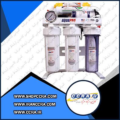 دستگاه تصفیه آب خانگی آکوا پرو مدل RO6-P