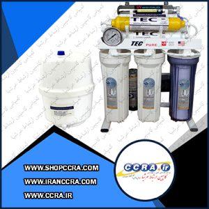 دستگاه تصفیه آب خانگی تک tec مدل RO-T290
