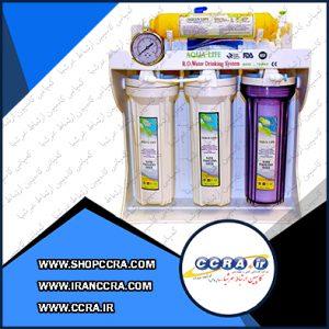 دستگاه تصفیه آب خانگی آکوا لایف مدل RO-TGT7S