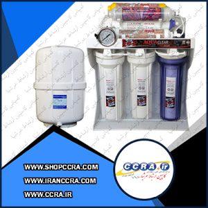 دستگاه تصفیه آب خانگی آکوا کلییر مدل RO-C172
