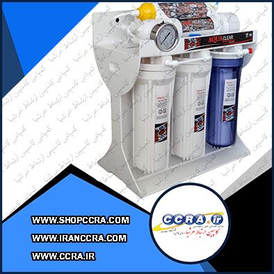 دستگاه تصفیه آب خانگی آکوا کلییر مدل RO-C160
