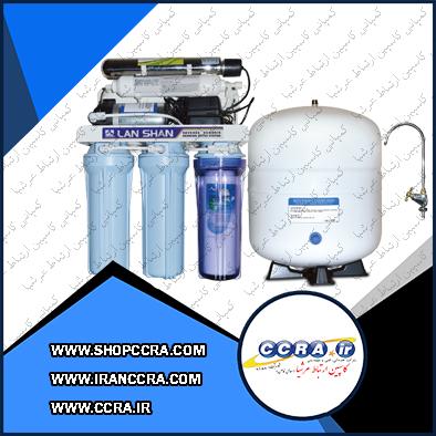 دستگاه تصفیه آب خانگی لن شن مدل LSRO-101-BW UV