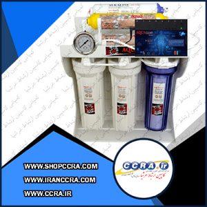 دستگاه تصفیه آب خانگی آکوا کلییر مدل RO-C1420