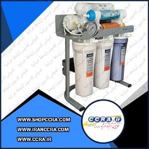 دستگاه تصفیه آب خانگی زیرسینکی پیور پرو مدل RO-ALKYD PRIMER 8