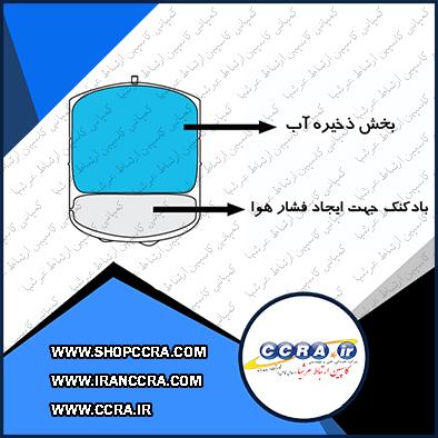 نقش مخزن ذخیره در دستگاه تصفیه آب خانگی