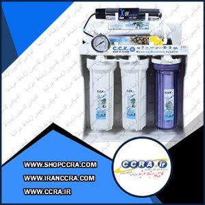 دستگاه تصفیه آب c.c.k مدل RO-04