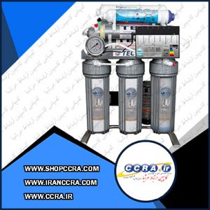 دستگاه تصفیه آب هوشمند تک پیور مدل CHROME2019-AT8900