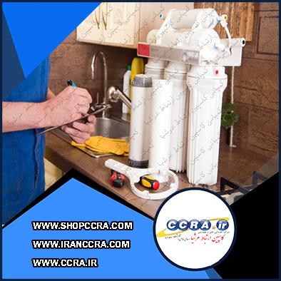 علت هواگیری دستگاه تصفیه آب خانگی