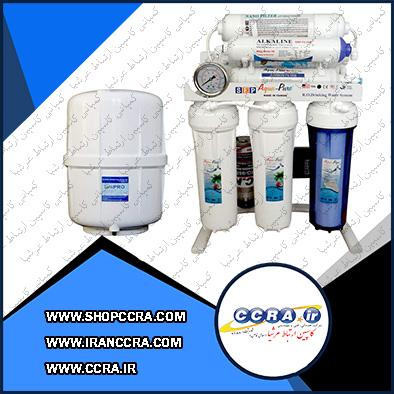 دستگاه تصفیه آب خانگی آکوا پیور مدل RO-PURE9-3010