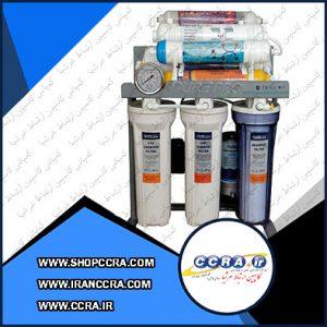 دستگاه تصفیه آب خانگی پیور پرو مدل RO-ALKYD PEIMER 9A