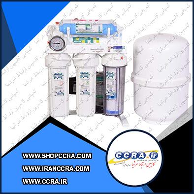 دستگاه تصفیه آب خانگی تانک پک مدل RO-TP8800
