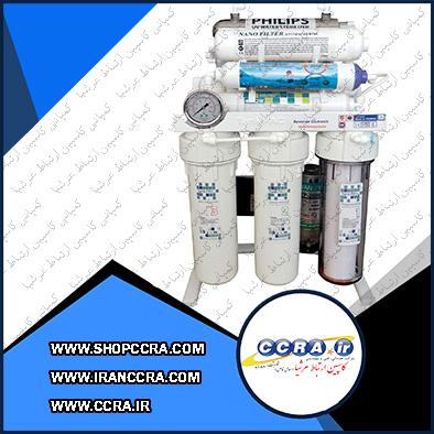دستگاه تصفیه آب خانگی تانک پک مدل RO-TP6200