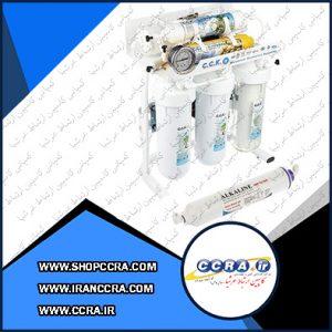 دستگاه تصفیه آب خانگی c.c.k مدل A7