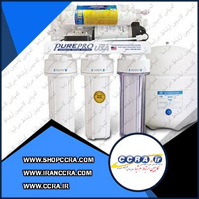 دستگاه تصفیه آب خانگی پیور پرو مدل EC106MP