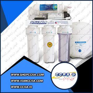 دستگاه تصفیه آب خانگی تانک پک مدل RO-TP2600