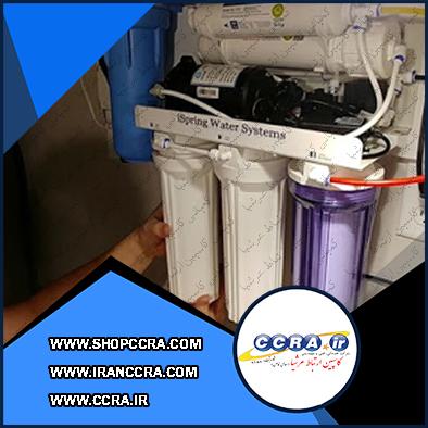انتخاب محل نصب دستگاه های تصفیه آب خانگی