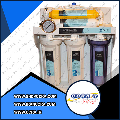 دستگاه تصفیه آب خانگی اپک واتر مدل AW100
