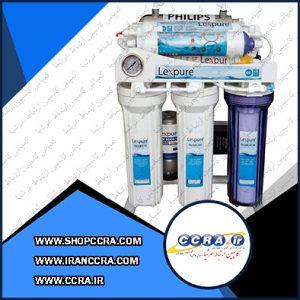 دستگاه تصفیه آب خانگی لکس پیور مدل RO-LX1780