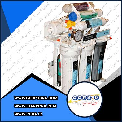 دستگاه تصفیه آب اپک واتر مدل AP900