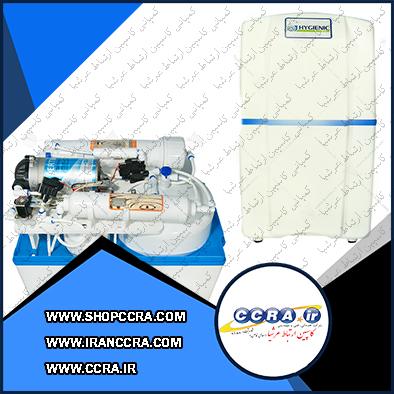 دستگاه تصفیه آب COP هایژونیک با باکس