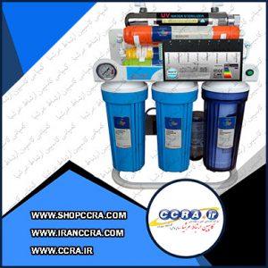 دستگاه تصفیه آب خانگی تکومن مدل RO-08-8353