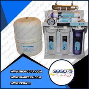 دستگاه تصفیه آب اپک واتر مدل AW8U