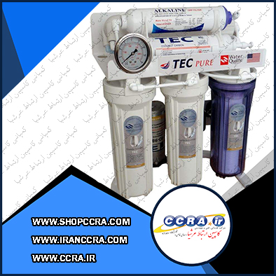 دستگاه تصفیه آب خانگی تک پیور مدل RO-T5500