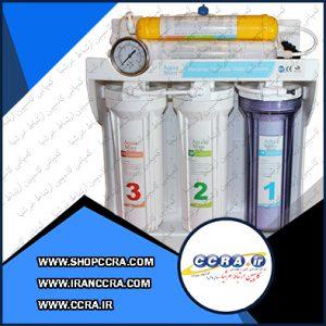 دستگاه تصفیه آب خانگی آکوا من مدل RO-F6