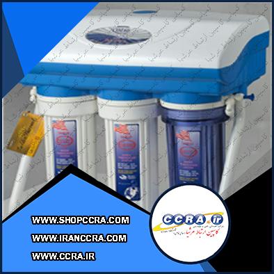 دستگاه تصفیه آب C.C.K مدل شاتوت