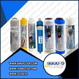 انواع فیلتر های موجود در دستگاه تصفیه آب