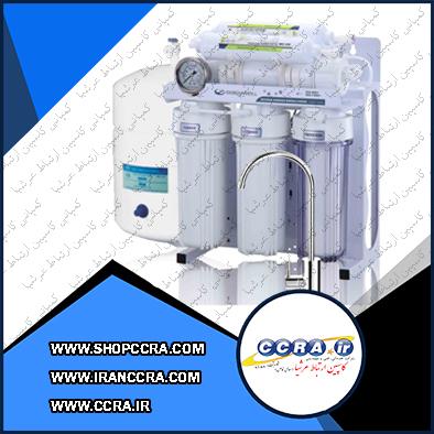 دستگاه تصفیه آب زیر سینکی ایزی ول مدل RO815
