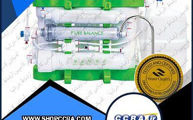 دستگاه تصفیه آب 6 مرحله ای اکو سافت مدل MO675MPUREBAL