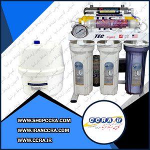 دستگاه تصفیه آب خانگی تک مدل RO-T500
